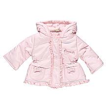 Детская ветровка для девочки Одежда для девочек 0-2 BRUMS Италия 123BCAA001 Розовый весенняя осенняя