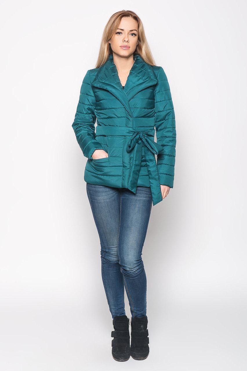 Демисезонная куртка К 00S16 c 02