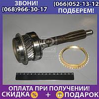 Вал первичный КПП ГАЗ 3302 Z=25 в сборе (пр-во ГАЗ) (арт. 3302-1701025-01)
