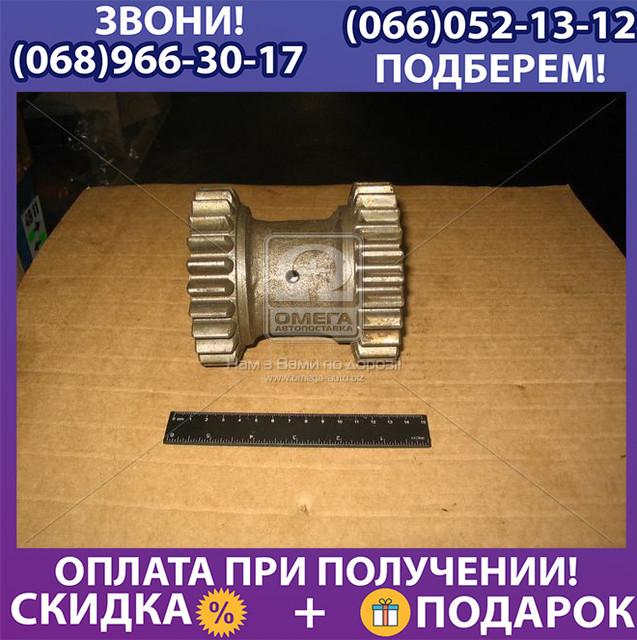 Блок шестерен хода заднего ЯМЗ 236 старого образца Z=24/25 (пр-во Россия) (арт. 236-1701282)