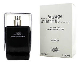 Тестер унисекс Hermès Voyage d' Hermès Black, 100 мл