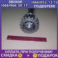 Вал первичный КПП ГАЗ 3309 дизель (пр-во ГАЗ) (арт. 3309-1701030)