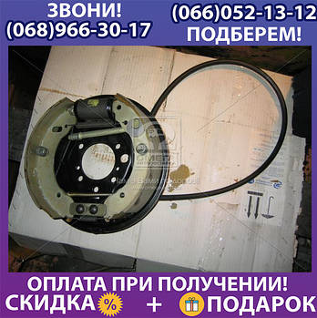 Тормоз ГАЗ 3302 задний правый в сборе (пр-во ГАЗ) (арт. 3302-3502008)