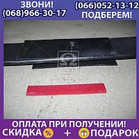 Рессора задняя дополнительная КАМАЗ 4308 1-листная (пр-во Чусовая) (арт. 4308-2913012-15)