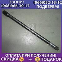 Вал редуктора колесного Т 150 задний левый (пр-во Украина) (арт. 151.39.017-3Б-01)