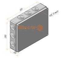 Коробка распределительная КР IP55, 300x250x120 мм