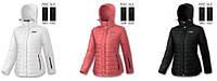 Стеганая зимняя куртка для женщин BRUGI