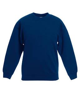 Детский пуловер Темно-Синий 116 см