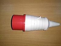 Вилка переносна ECOНОМЕ ВП 16А/5 3Р+N+РЕ (ECO-015) / ECO-015 (ВП 16А/5 3Р+N+РЕ)
