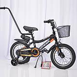 Велосипед Sigma Intense N-200 14 з ручкою, фото 2