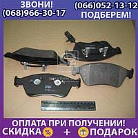 Колодка тормозная АУДИ A6, A8 передн. (пр-во TRW) (арт. GDB1553)