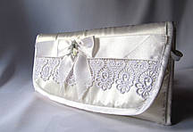 Сумочка-клатч для невесты