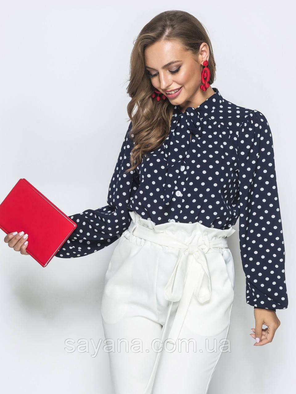 Женская блуза в расцветках ЛП-3-2-0620(731)