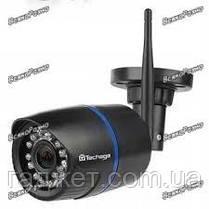 WiFi IP камера Techage. Уличная Wi Fi IP камера Techage разрешение 720P. YOOSEE, фото 2