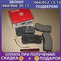 Колодка тормозная ГАЗ 33104 ВАЛДАЙ передн. G-PART (покупной ГАЗ) (арт. GP3310-3501800)