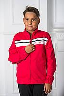 Детский спортивный костюм для мальчика BRUGI Италия JP4F Красный