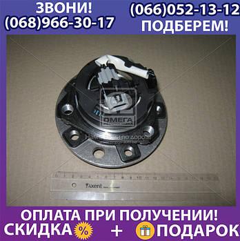 Ступица передняя +ABS [5 отв.] OPEL Astra G/Zafira 98-09 (пр-во Iljin) (арт. IJ133005)
