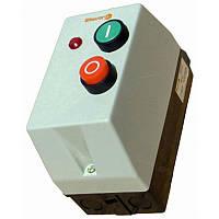Пускатель 09А и реле в защитном корпусе Ue=220В/АС3 IP54 с индикатором, фото 1