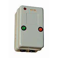 Пускатель 65А и реле в металлическом защитном корпусе Ue=380В/АС3 IP54 с индикатором, фото 1