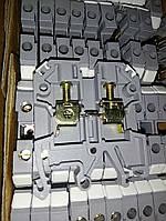 Клеммник JXB наборный 16 /35 сечение min/max 0,5-16 цвет - серый/Клеммник JXB наборный 16 /35 сечение min/max, фото 1