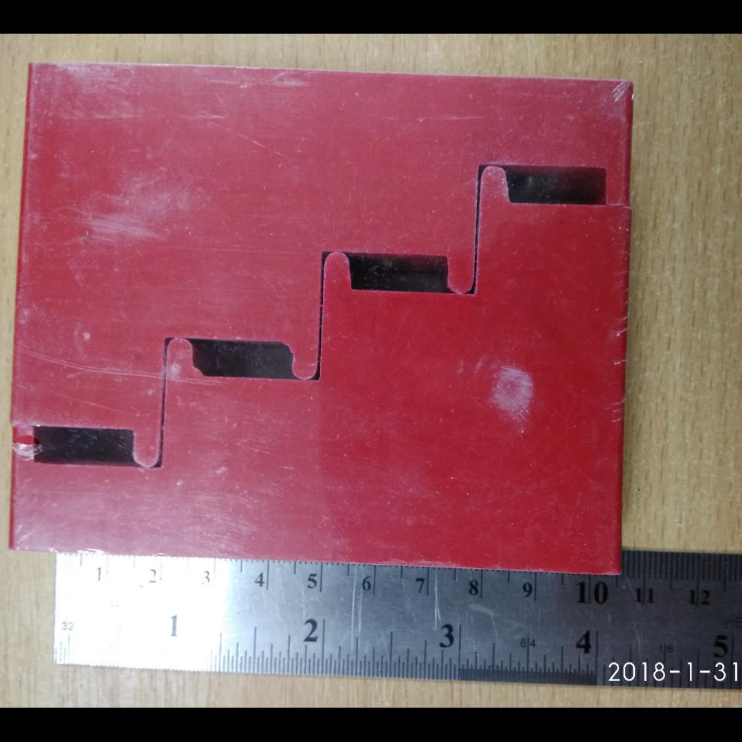 Изолятор SM 300A  6 кВ 4x20mm  26х21х15,5mm