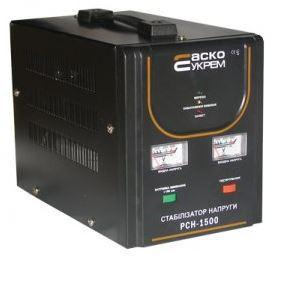 Стабілізатор напруги релейного типу РСН-1500