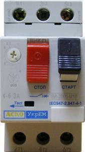 Автоматический выключатель УКРЕМ ВА-2005 М12