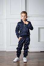 Детские спортивные штаны для мальчика Antonio Morato Италия MKFP00039 Синий весеннии осенью демисезонные