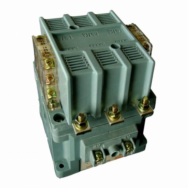 Пускатель ПМА-1 100А 3 полюса катушка переменного тока 110В