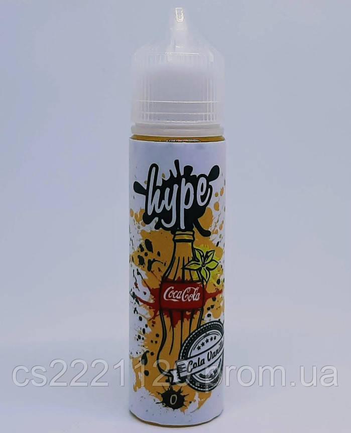 Hype Cola Vanilla (3 мг\мл) 60 мл.