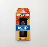 Иглы для рукоделия Bohin Textil Arts Needle Assotment, фото 1