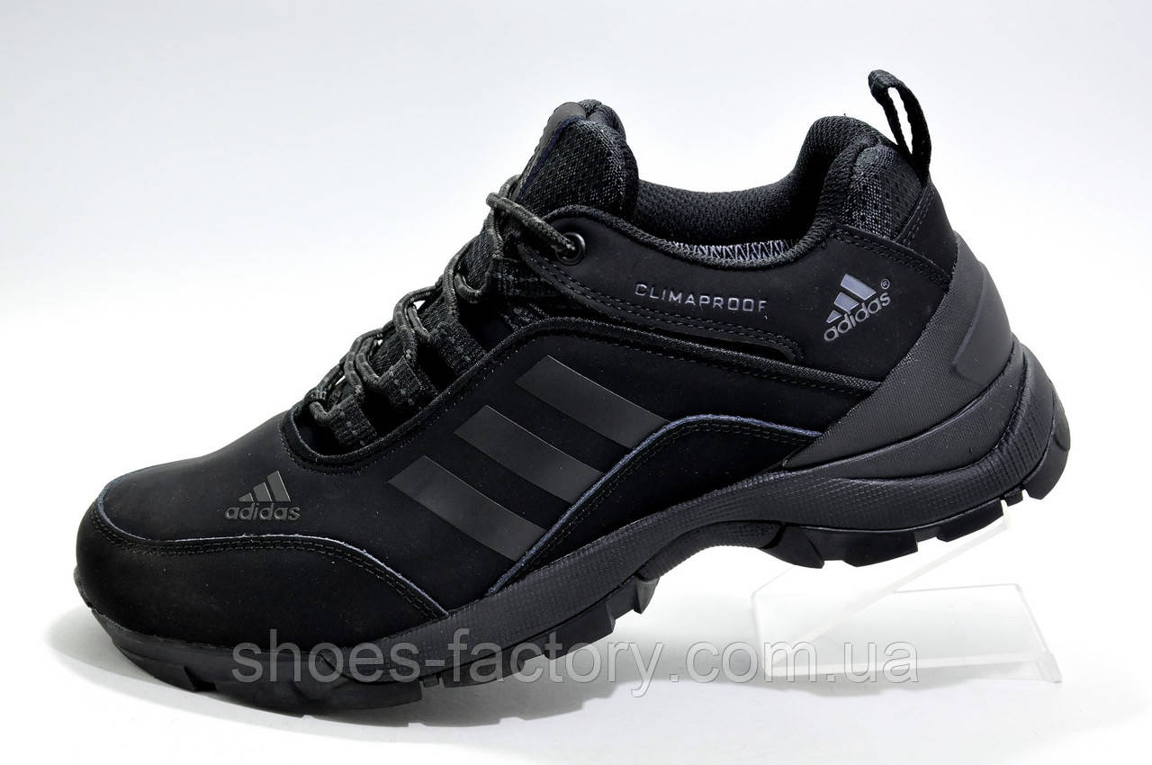 Термо кроссовки в стиле Adidas Climaproof, Black