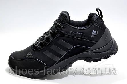 Термо кроссовки в стиле Adidas Climaproof, Black, фото 2