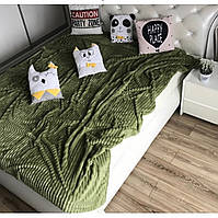 Плед Мягкий Бамбуковый, 200х230 на двуспальную кровать
