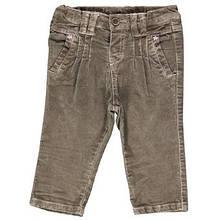 Детские брюки для девочки Одежда для девочек 0-2 BRUMS Италия 133BEBH002