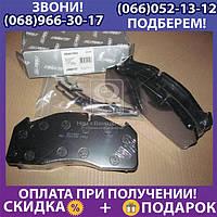 Колодка тормозная дисковая (комплект на ось) ROR TA/LM D DUCO, VOLVO FM,FL (RIDER) (арт. RD 29125PRO)