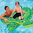 Детский надувной плотик Intex 56524 Черепаха большая, фото 2