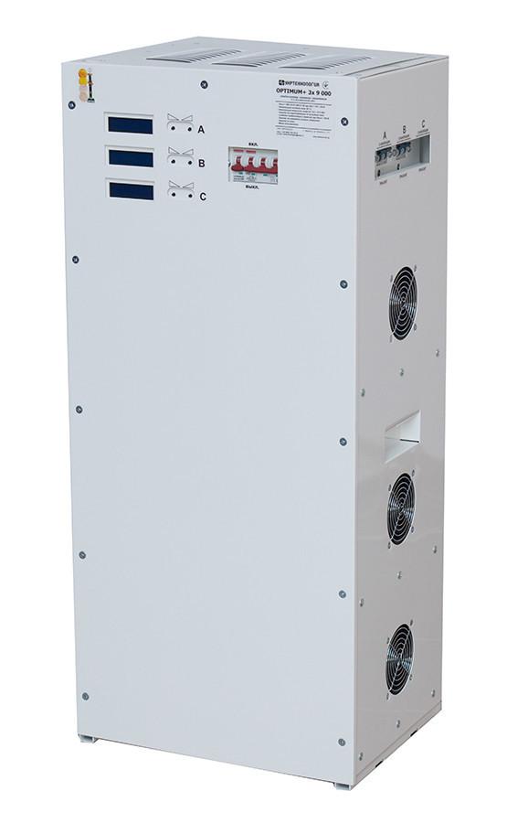 Трехфазные стабилизаторы напряжения UNIVERSAL 7500(HV) х3