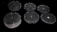 Диски (блины) стальные для гантелей и штанги на гриф 25.5 мм,30.5 мм неокрашенные