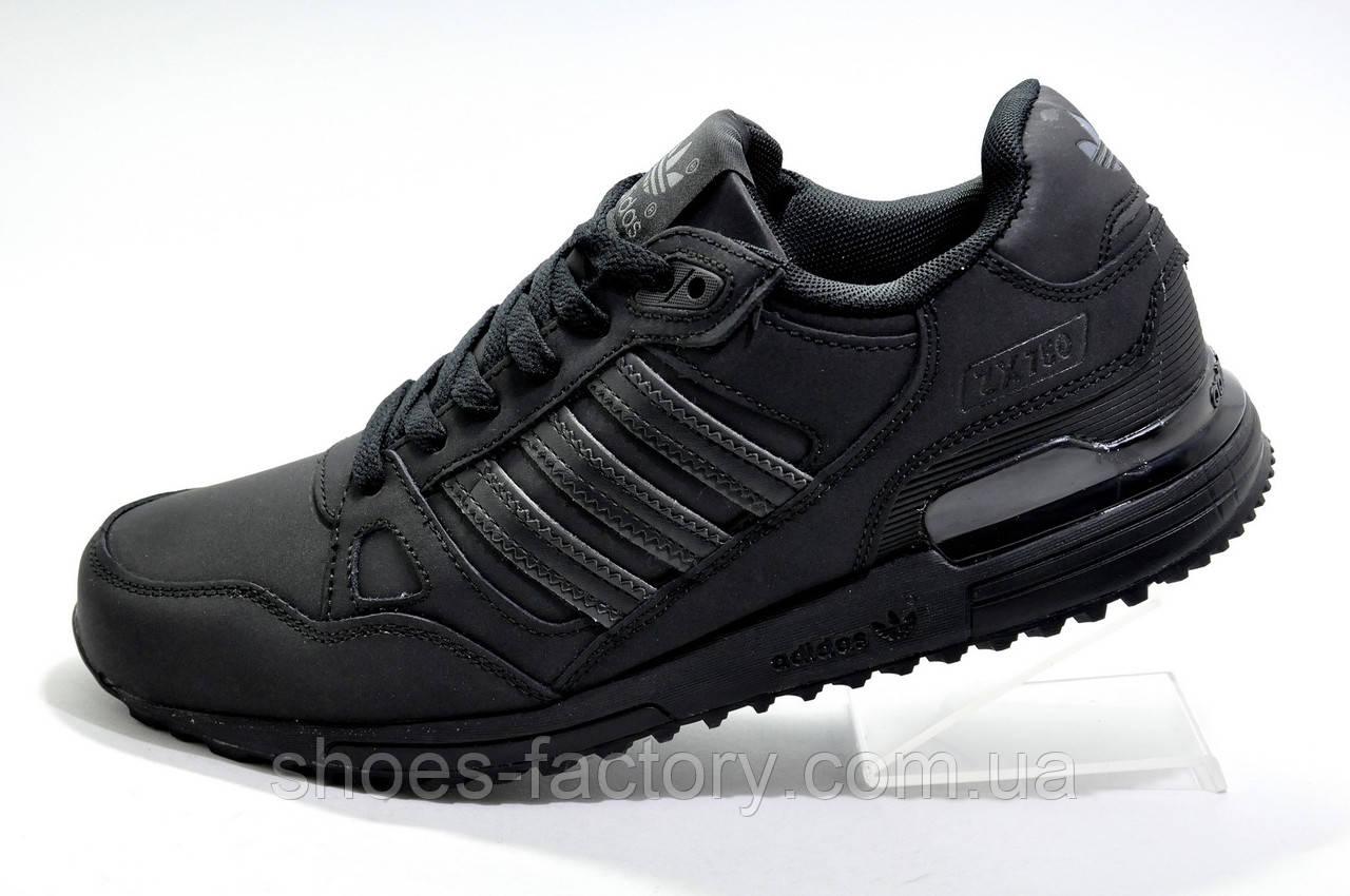 Мужские кроссовки в стиле Adidas ZX750, Black