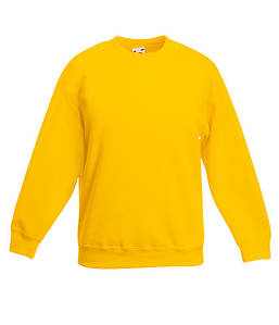 Детский свитер Солнечно Желтый 104 см