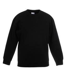Детский свитер Черный 104 см