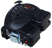 Двигатель бензиновый Loncin LC 1P65FЕ (3,5 л.с., ручной стартер, шпонка Ø22мм, L=61.9мм)