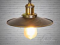 Люстра-подвес светильник в стиле Loft 6856-210-BK-G