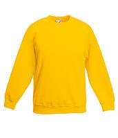 Детский свитер Солнечно Желтый 152 см
