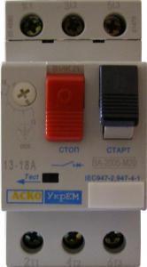 Автоматический выключатель УКРЕМ ВА-2005 М21