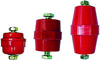 Изолятор SM 30 30x32xM8mm с болтом
