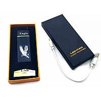 """Зажигалка электронная USB """"Орел"""" (8х2х1 см)"""