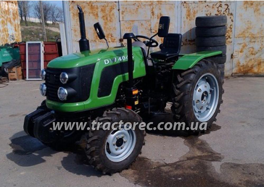 Трактор DW404X (минитрактор Chery RF 404) 40 л.с