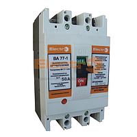 Автоматический выключатель ВА77-1-250 3 полюса 225А Icu 25кА  380В
